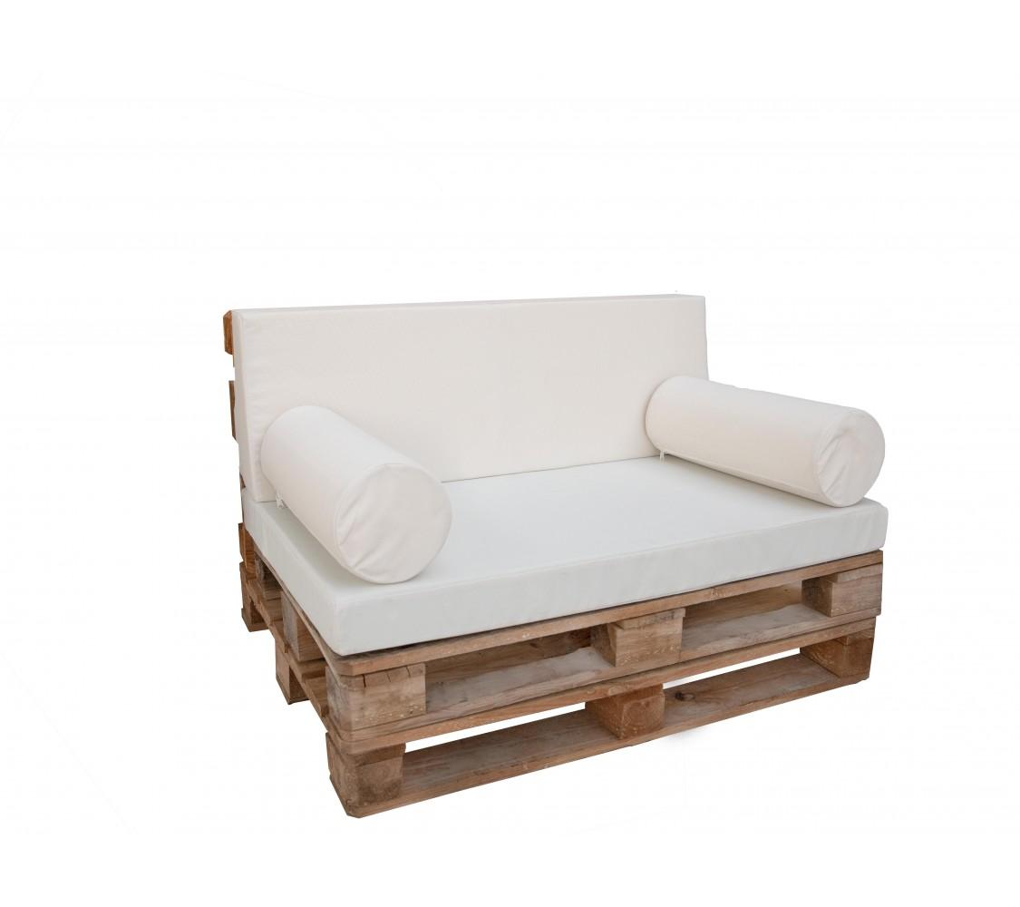 Sofá de Palets Confort